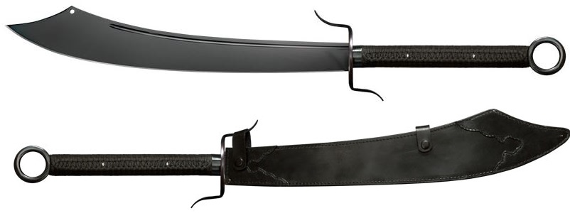 Cold Steel MAA Chinese War Sword 88CWSM (Online Only)