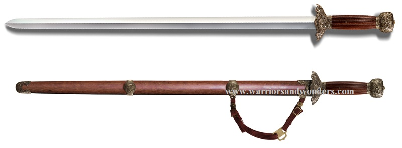Cold Steel 88G Chinese Gim Sword (Online Only)