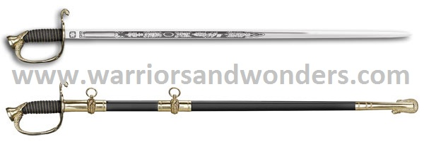 Cold Steel 88MNAL U.S. Naval Officer's Sword (Online Only)