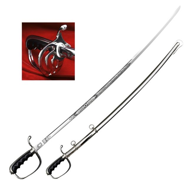 Cold Steel 88MAS Army Officer's Saber (Online Only)