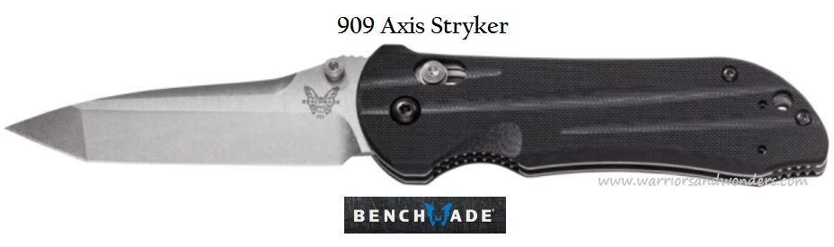 Benchmade 909 Axis Stryker Plain Edge (Online Only)