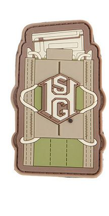 High Speed Gear Taco Patch - Olive Drab
