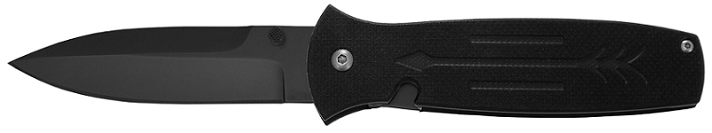 OKC 9101 Dozier Arrow G10 - Black Blade (Online Only)