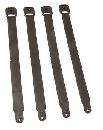 High Speed Gear HSGI Clips for MOLLE/PALS - Long - 4 pack