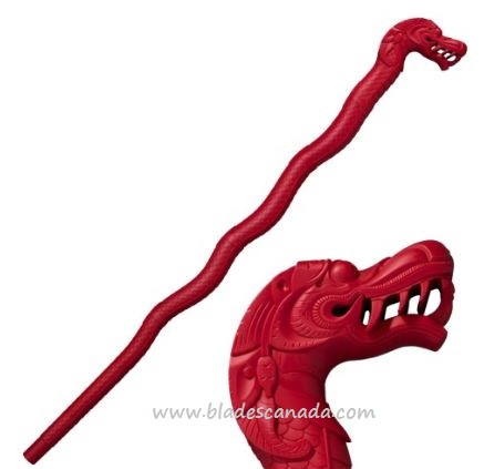 Cold Steel Lucky Dragon Walking Stick 91PDRR