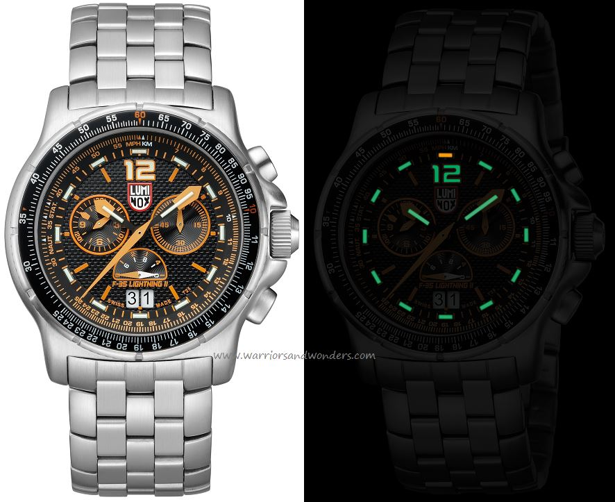 Luminox Air A.9382 F-35 Lightning II Series