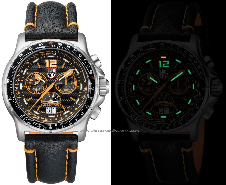 Luminox Air A.9388 F-35 Lightning II Series
