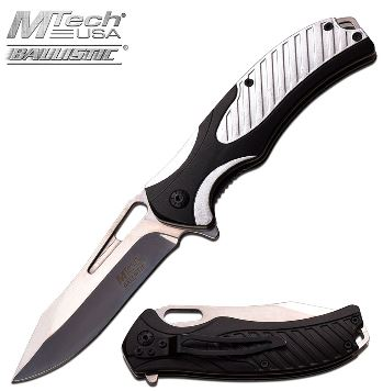 Mtech MTA942BS Folding Knife Assisted Opening (Online Only)