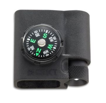 CRKT 9700 Survival Accessory - Compass and LED