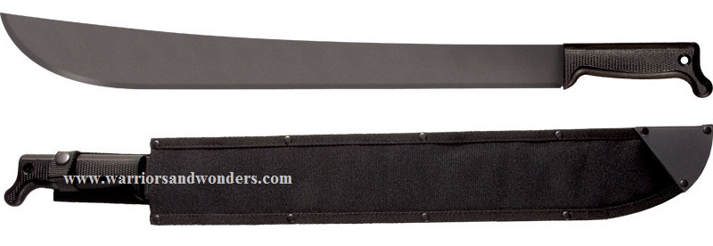 "Cold Steel Latin Machete 21"" with Sheath 97AM21"