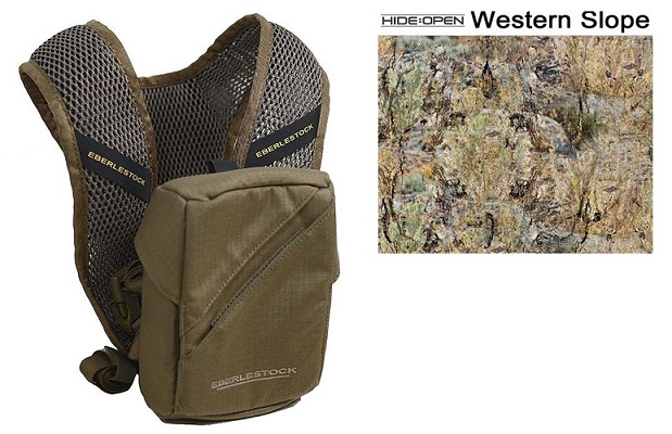 Eberlestock A1CSHP Scout Bino Pack Small - Western Slope