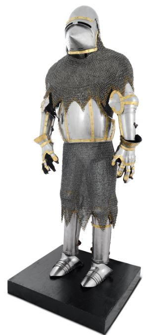 GDFB Churburg Suit Of Armour 16G AB0072 [In-Store Only]