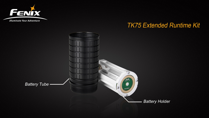 Fenix AER-TK75 Extension Tube