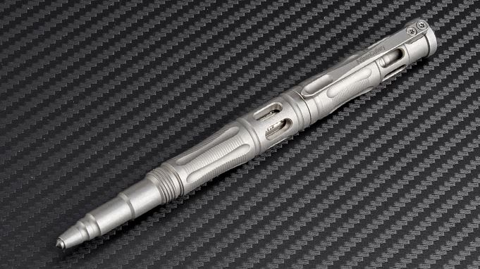 Artisan Cutlery 1712GY Tactical Pen - Grey