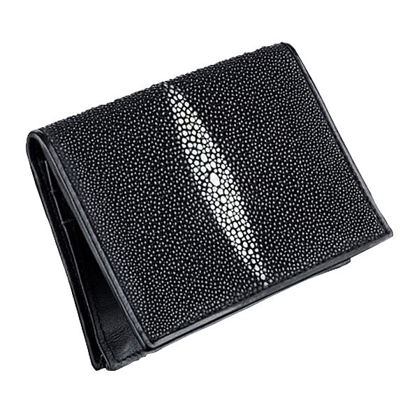 Adam Unlimited Stingray Credit Card Wallet - Black