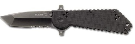 Boker Plus 01BO112 Armed Forces Tanto (Online Only)