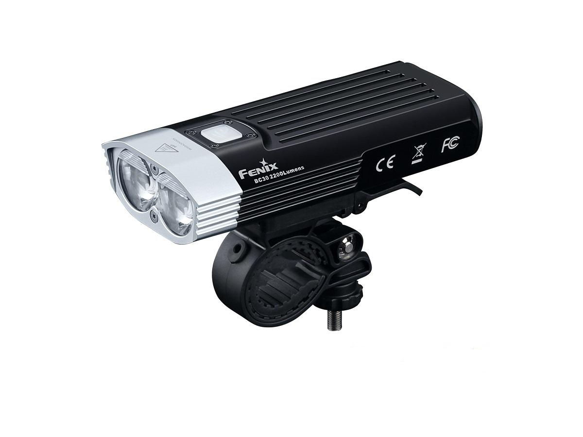 Fenix BC30 V2.0 Bike Light w/ Wireless Switch - 2200 Lumens