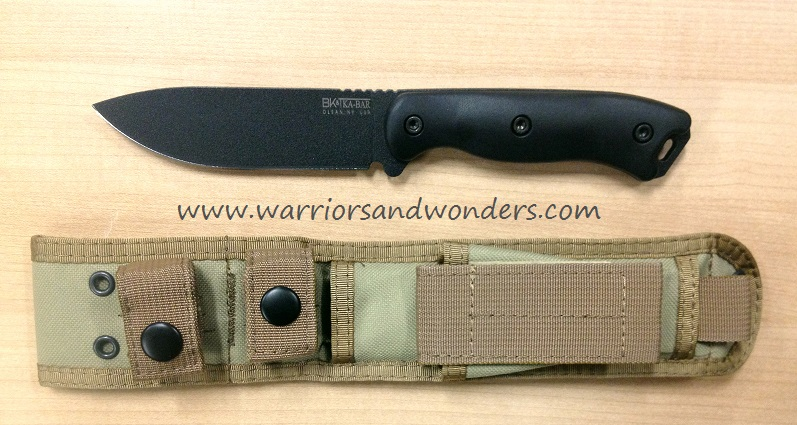 Ka-Bar BK16 Becker Short Drop Point