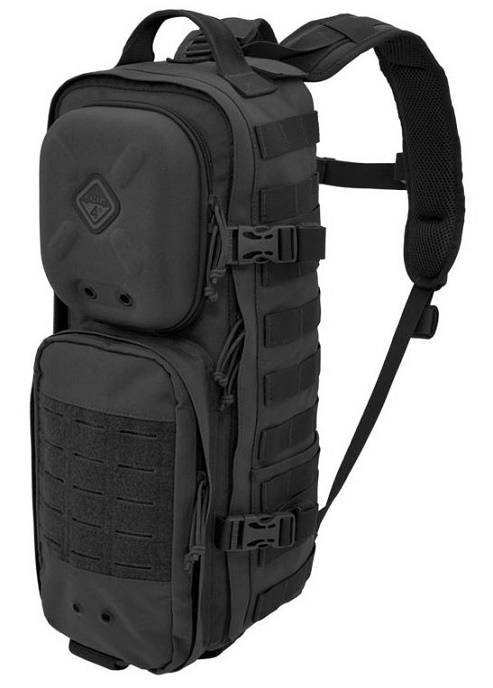 Hazard 4 Plan C Slim Daypack - Black