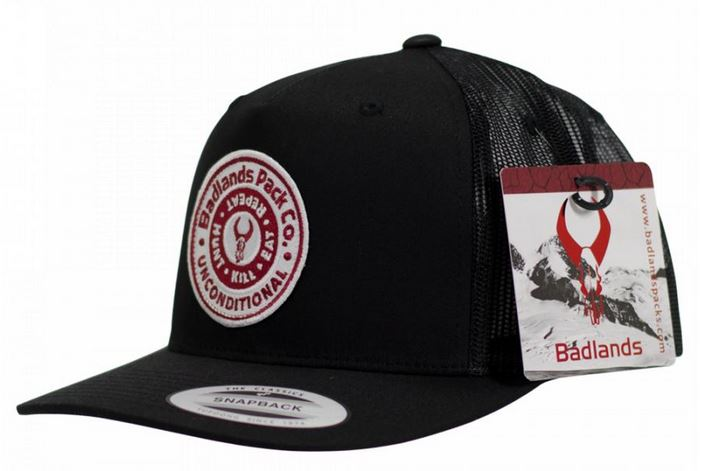 Badlands Hunt Eat Repeat Hat