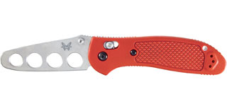 Benchmade Griptilian 551T Drop Point Trainer
