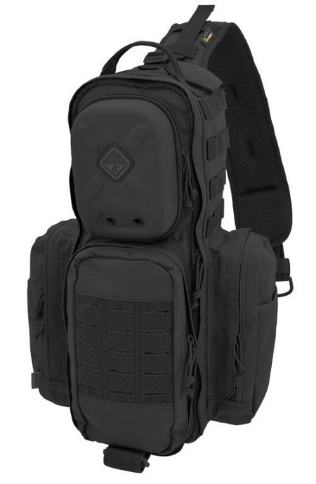 Hazard 4 Evac Rocket 17 Sling Pack w/ Rigid Pocket- Black