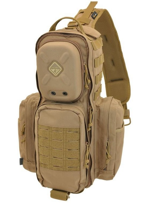 Hazard 4 Evac Rocket 17 Sling Pack w/ Rigid Pocket- Coyote