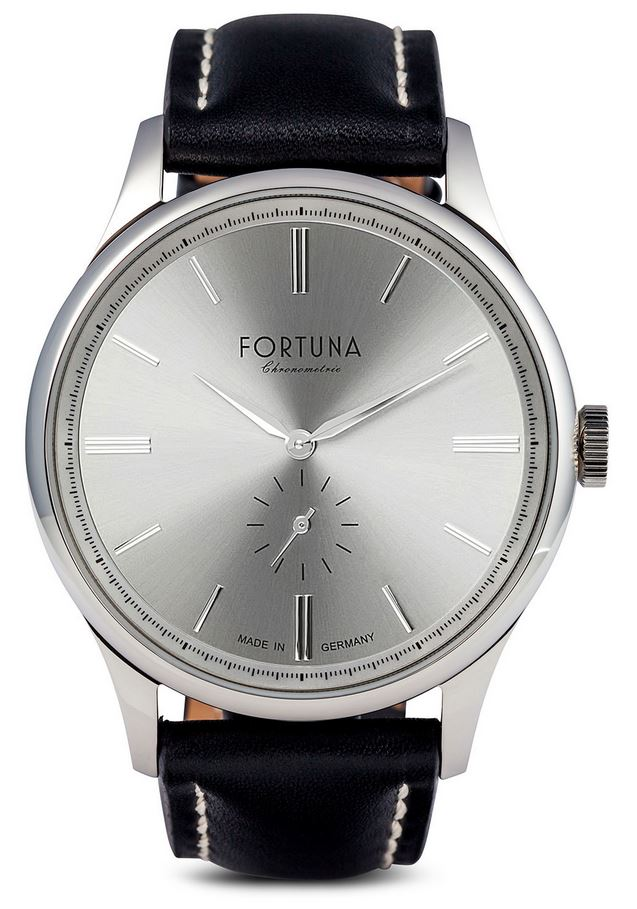 Fortuna Chronomaster 43mm Small Seconds Grey Dial - CM72461