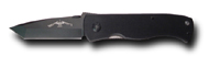 Emerson CQC7B-BT Black Plain Edge (non wave)