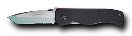Emerson CQC7-BSFS Satin Blade w/Serration Non-Wave (Online Only)