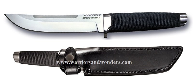 Cold Steel 18H Outdoorsman San Mai III Fixed Blade