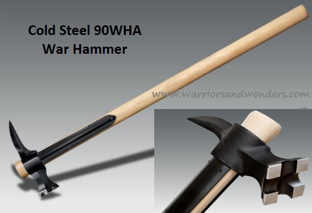 Cold Steel War Hammer 2nd Generation 90WHA