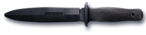 Cold Steel 92R10D Rubber Peace Keeper Training Knife