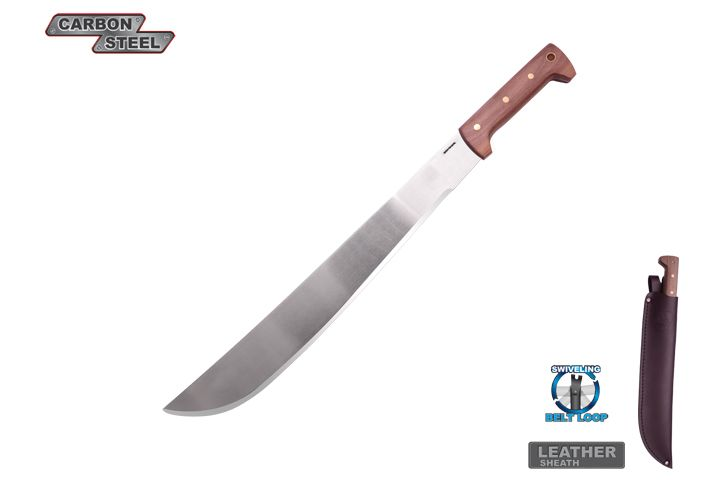 Condor 413-18.3HC ElSalvador Machete - Wood Handle