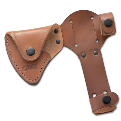 CRKT Leather Sheath For Woods Chogan D2730