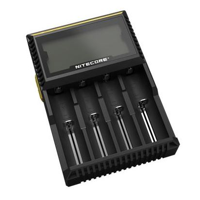 Nitecore D4 Digicharger 4 Bay Smart Charger