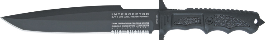 Dark Ops Interceptor 911 - Black