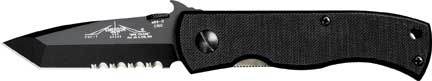 Emerson Mini CQC7-BWBTS Black w / Serration