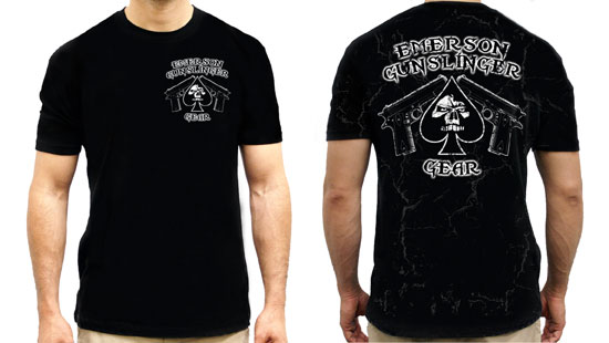 Emerson T-Shirt Gunslinger