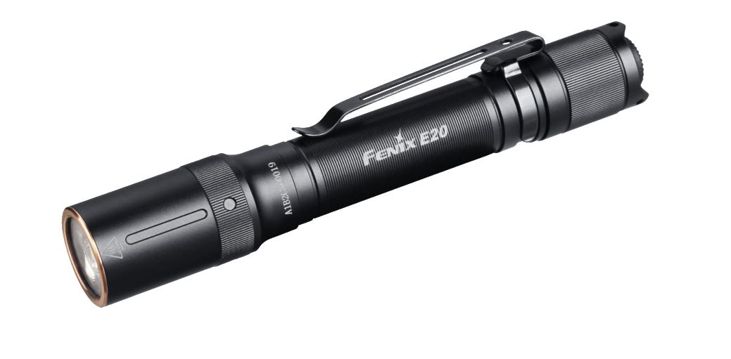 Fenix E20 V2.0 EDC AA Flashlight - 350 Lumens