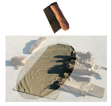 Eberlestock Magic Carpet Shooting Mat - Coyote Brown