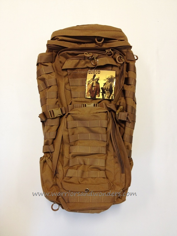 Eberlestock FAC Track Pack - Coyote Brown