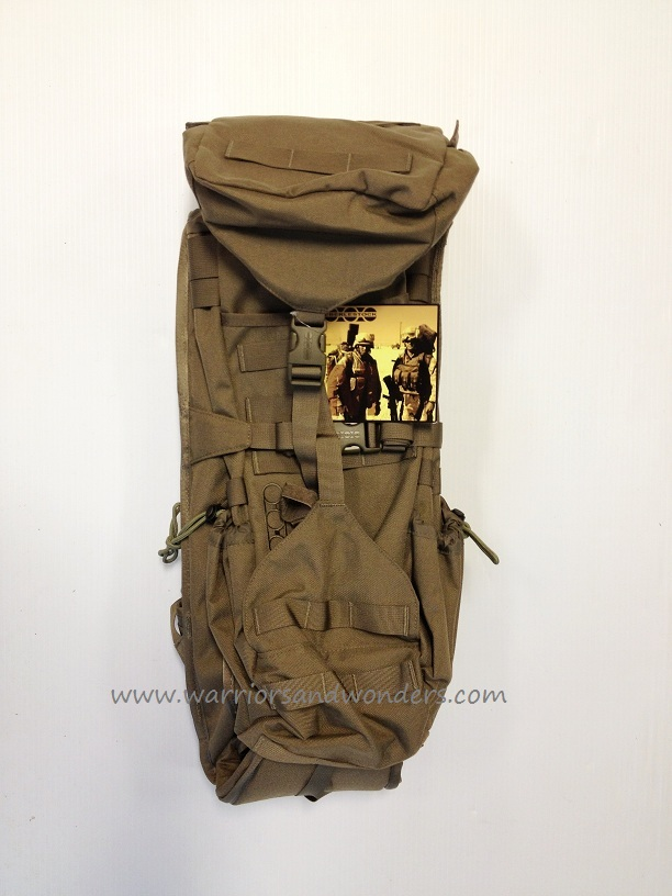 Eberlestock Gunrunner Pack - Military Green
