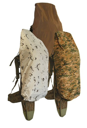 Eberlestock Rain Cover Lightweight Lg - Coyote Brown