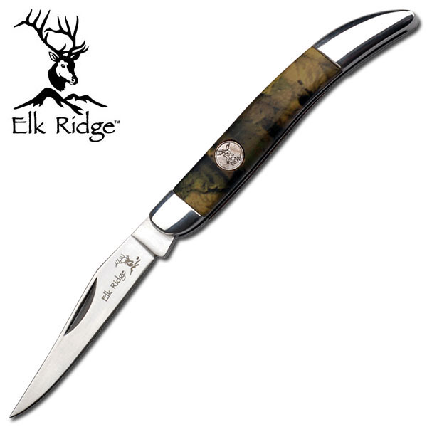 Elk Ridge ER110C Gentleman's Pocket Knife (Online Only)
