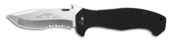 Emerson Mini CQC15-SFS Stone Washed Satin