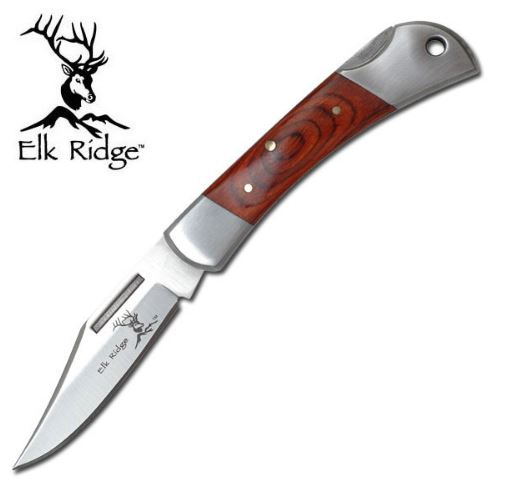 Elk Ridge Gentleman's Pocket Folder ER124W (Online Only)
