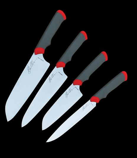 ESEE Becker 4 Piece Cooking Knife Set