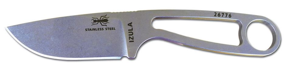 ESSE Izula - Stainless Steel w/Molded Sheath (Online Only)