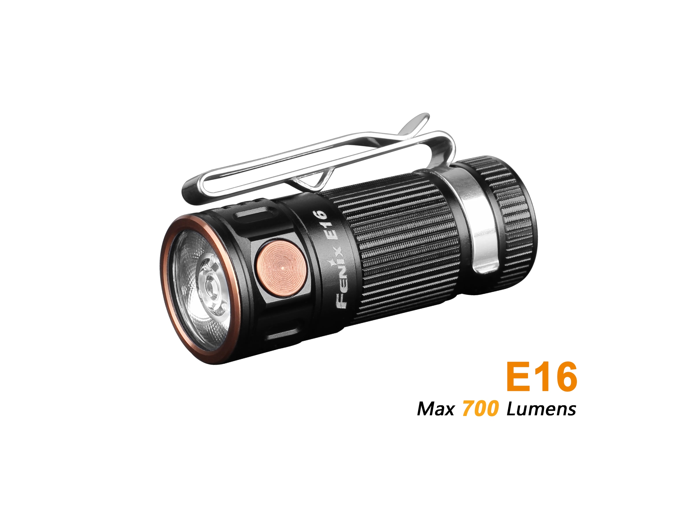 Fenix E16 Ultra Compact EDC Flashlight - 700 Lumens